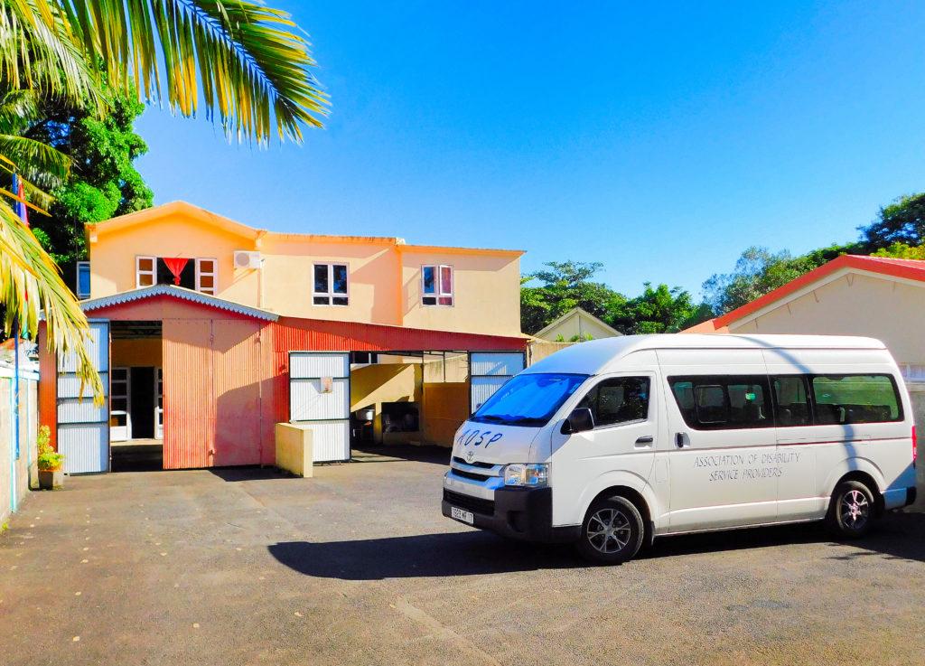 ADSP Mauritius