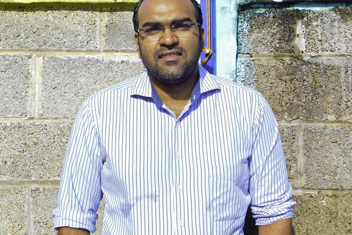 General Practitioner Dr. Youven Naiken Gopalla